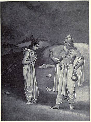 Ashwatthama with Vyasa.jpg