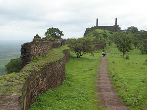 Asirgarh Fort - Asirgarh Fort in 2013
