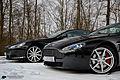Aston Martin DB9 ^ V8 Vantage - Flickr - Alexandre Prévot (1).jpg