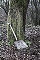 At the entrance of the enchanted forest at Gryteskog Sweden.jpg