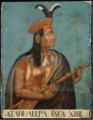 Atahuallpa, Inca XIIII From Berlin Ethnologisches Museum, Staatliche Museen, Berlin, Germany.png