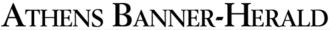 Athens Banner-Herald - Image: Athens Banner Herald logo