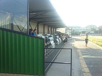 Athersley Recreation F.C. - Image: Athersley Rec 1