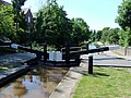 Atherstone Top Lock, Coventry Canal, Warwickshire - geograph.org.uk - 1139321.jpg