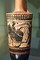 Attic black-figure lekythos, White-ground, Triptolemos, Prague, NM-H110 1861, 151556.jpg