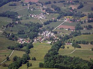 Attignat-Oncin Commune in Auvergne-Rhône-Alpes, France