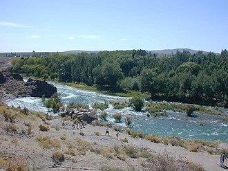 Cuyo (Argentina) - Image: Atuel River Mendoza Argentina by Pablo BD