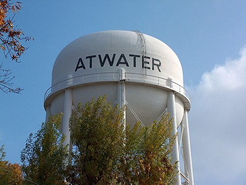 Atwater mailbbox