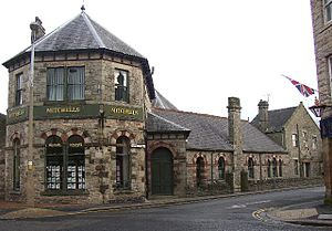 Cockermouth - Mitchells auction house