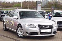 Audi A8 thumbnail