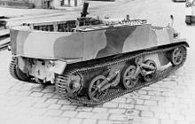 Universal carrier wikipedia for Brent carrier