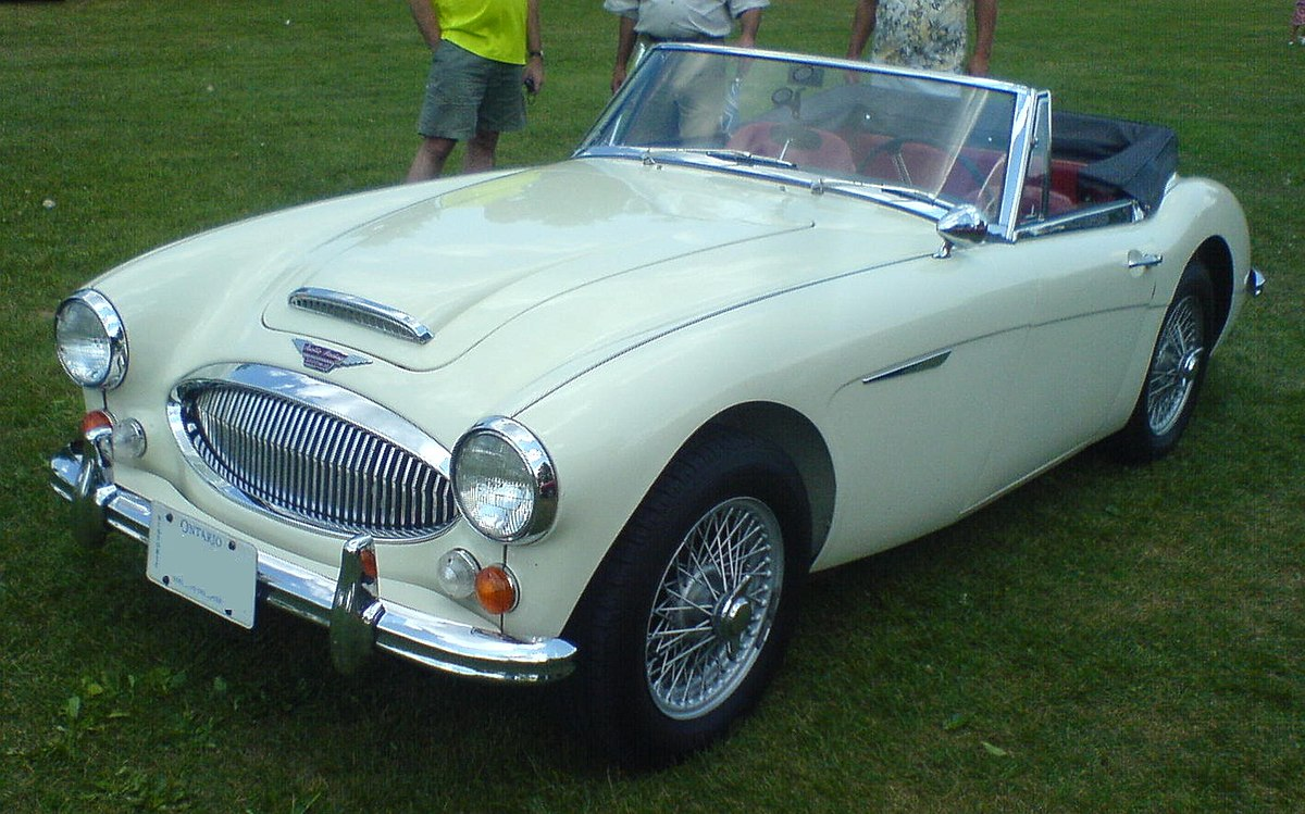 Wiring Diagram Austinhealey 3000 Mk Iii Bj8 Phase Ii - WIRE Center •
