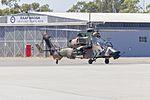 Australian Army (A38-022) Eurocopter EC-655 Tiger ARH at Wagga Wagga Airport.jpg