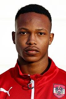 Michael John Lema Austrian footballer