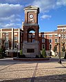 Autherine Lucy Clock Tower.jpg