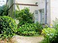 Auvers-sur-Oise (95), maison du Dr Gachet, coin derrière la maison.jpg