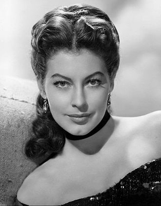 Ava Gardner - Photo of Ava Gardner from her role  in Show Boat, 1951