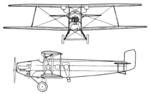 Avia BH-25 2-view L'Aéronautique July,1927.png