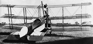 Avro 547 - Image: Avro 547