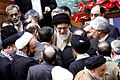 Ayatollah Khamenei at the International Conference in Support of the Palestin the Symbol of Resistance, Tehran 16.jpg