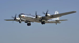 B-29 Doc McConnell Air Force Base July 17, 2016.jpg