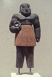 BMAC, Monster with trumpet, 3rd - early 2nd millennium BCE.jpg