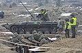 BMP-2 Platoon live-fire Ukrainian Army.jpg