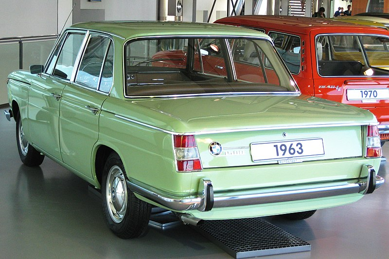 File:BMW 1500 sedan at Volkswagen Autostadt in Wolfsburg.JPG