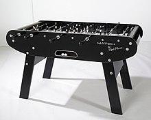 Modèle de table de baby-foot de café René Pierre, fabricant français de baby -foot. 9f1c641650c4