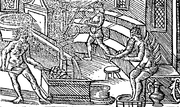 Sauna v 16. století na obrázku Olaua Magna
