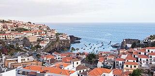 Câmara de Lobos Municipality in Madeira, Portugal