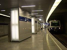 Wien Mitte railway station