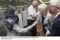 Bahrain's Health Minister Dr Al Balooshi welcomes Marian Harkin, MEP.jpg