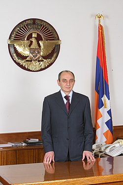 Bako Sahakyan, President of the Republic of Artsakh.jpg