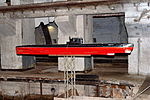 Balaklava Naval museum complex Model submarine of Project 613 IMG 1015 1725.jpg