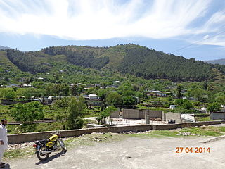 Balakot, Mansehra District, Pakistan.JPG