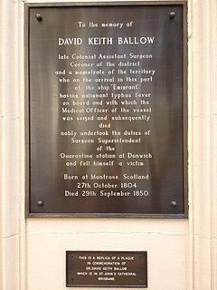 David Keith Ballow