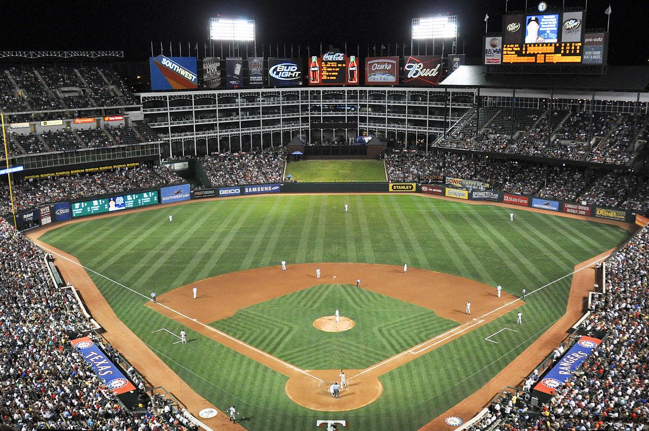 Image Result For Texas Rangers Ballpark