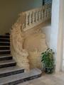 Banca Giuratela Baroque staircase.png