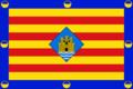 Bandera sant antoni de portmay.png