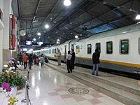 Bandung Station platform.JPG