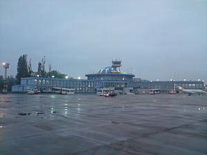 Aurel Vlaicu International Airport