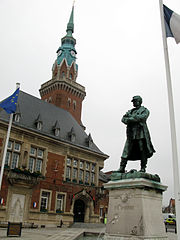 statue de Faidherbe