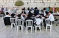 Bar Mitzvah belangrijk voor de joodse jongen Jeruzalem.jpg