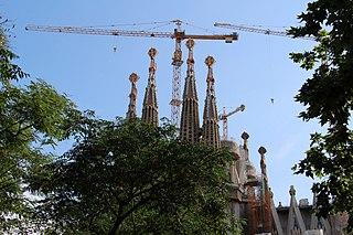 Sagrada Familia ESCAPE='HTML'