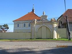 Barokní zámeček v Hlízově.JPG