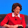 Baroness Joyce Anelay at Opening panel at the 'Inside Syria' focus event (cropped).jpg