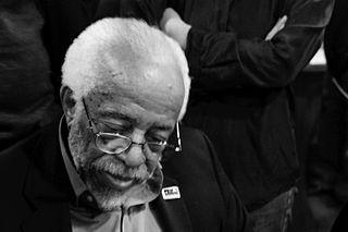 Barry Harris American bebop jazz pianist