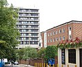 Bartrams Hostel and Royal Free Hospital, Hampstead - geograph.org.uk - 40313.jpg