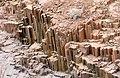 Basalt columns, Namibia (2014).jpg